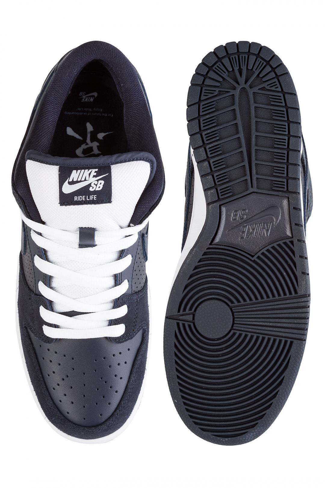 Uomo Nike SB x Murasaki Dunk Low TRD QS dark obsidian | Scarpe da skate