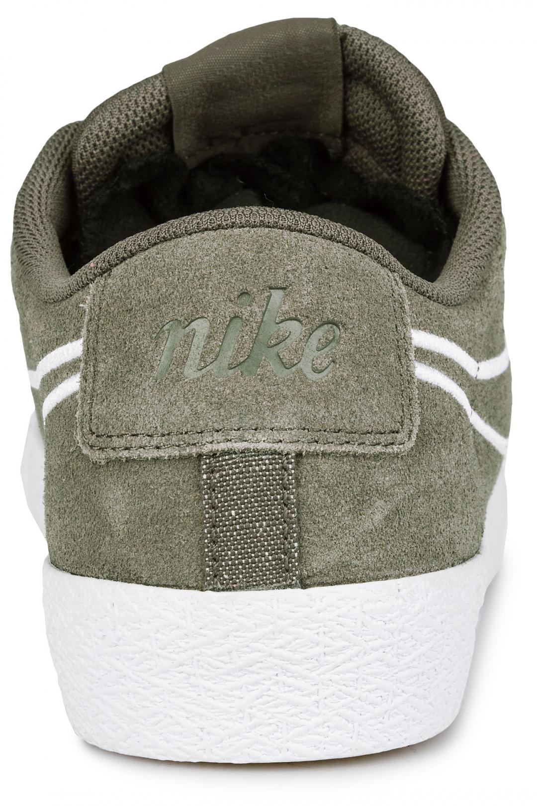 Uomo Nike SB Zoom Blazer Low AC XT ridgerock khaki   Sneakers low top