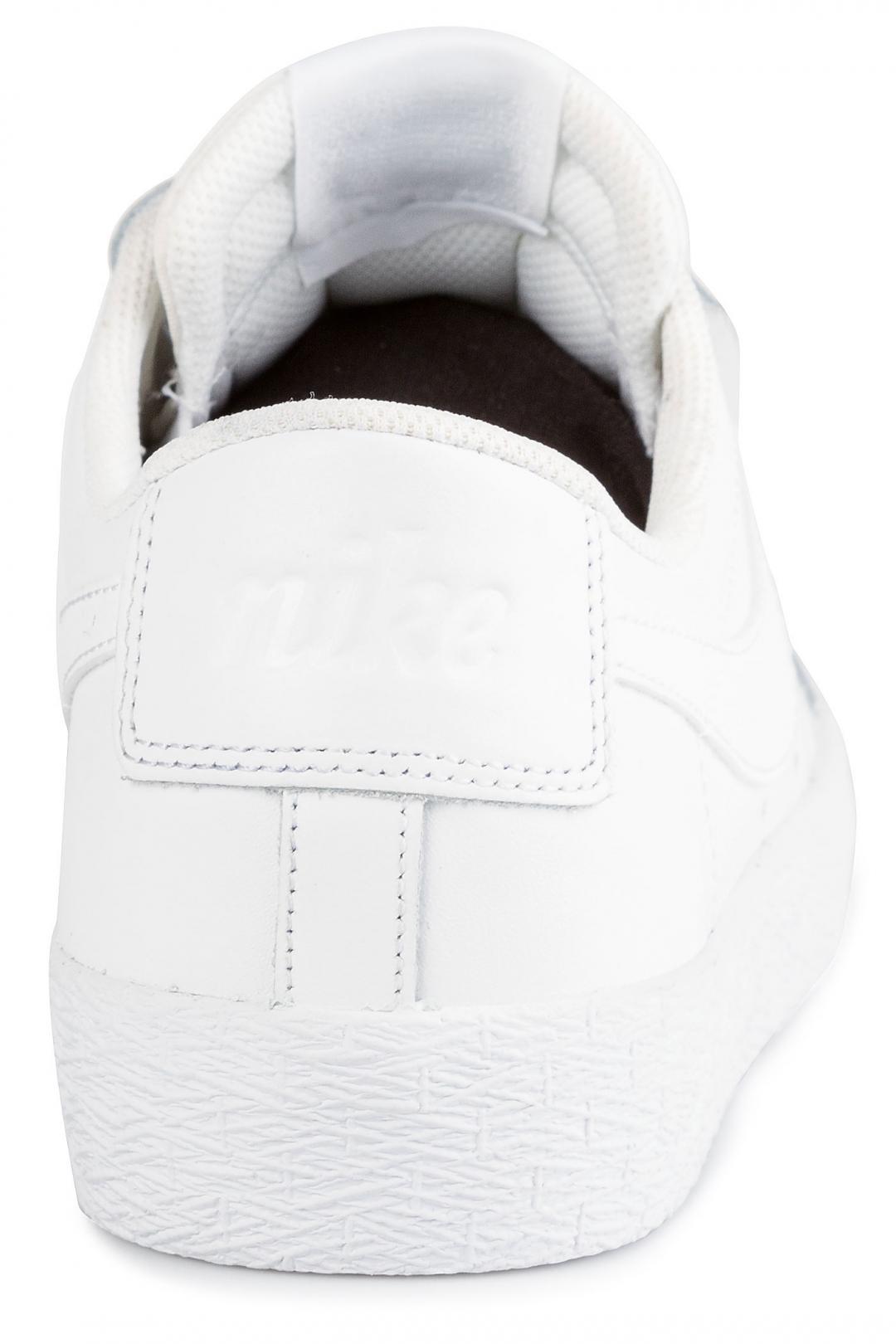 Uomo Nike SB Zoom Blazer Low AC XT white white | Sneaker