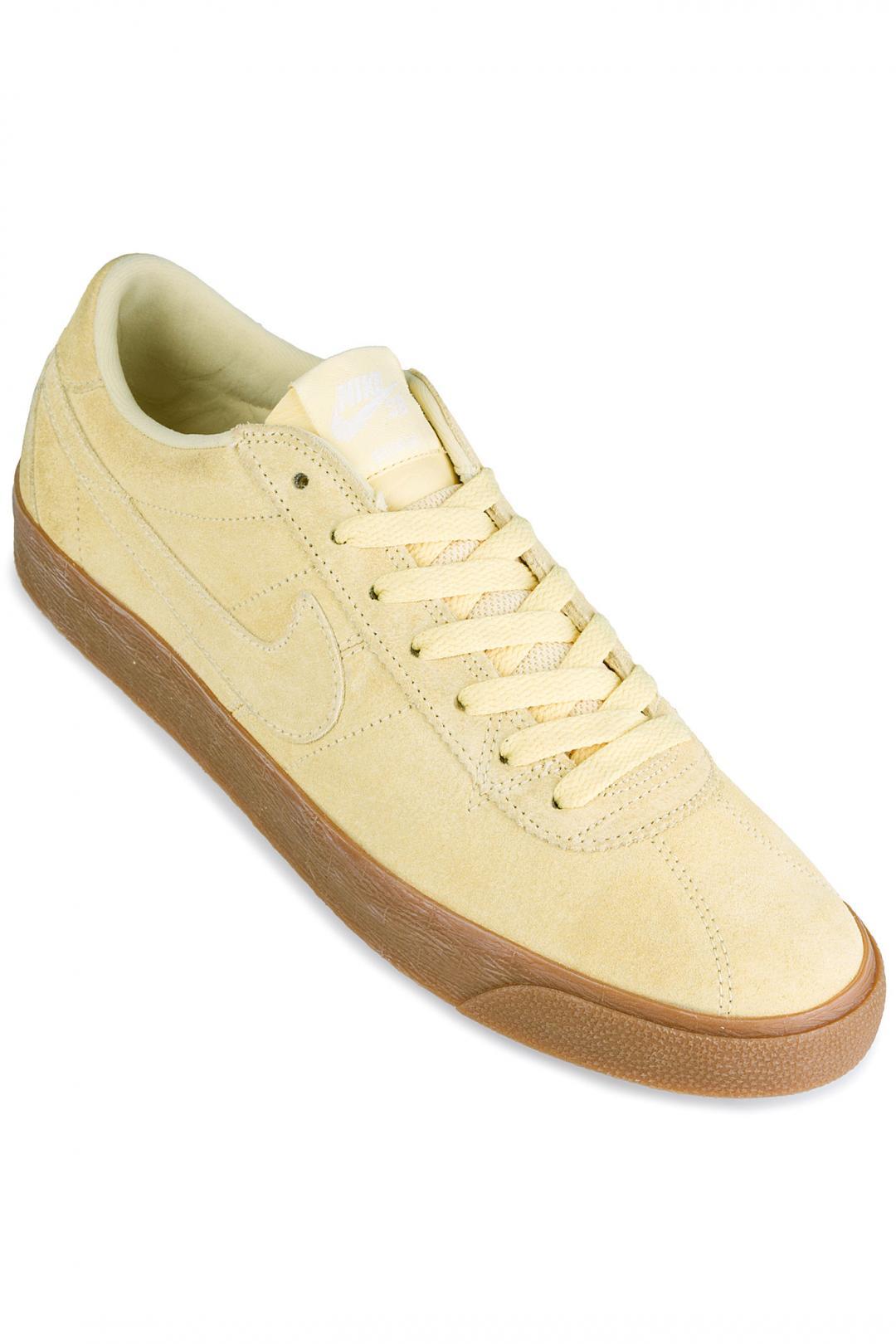 Uomo Nike SB Zoom Bruin lemon wash gum | Sneaker