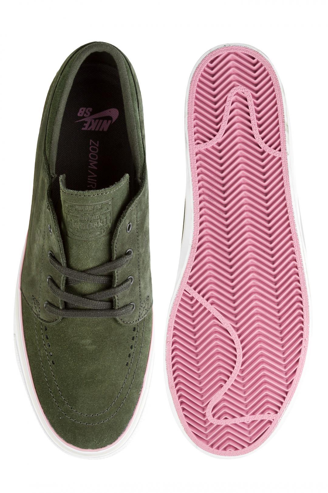Uomo Nike SB Zoom Stefan Janoski HT sequoia elemental pink | Sneaker