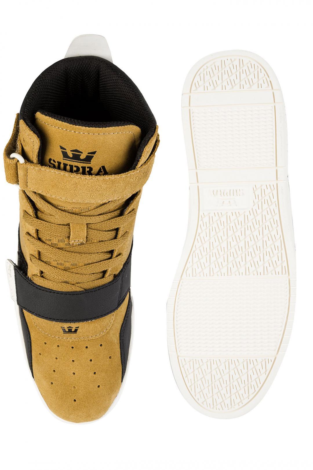 Uomo Supra Breaker tan black bone   Sneaker