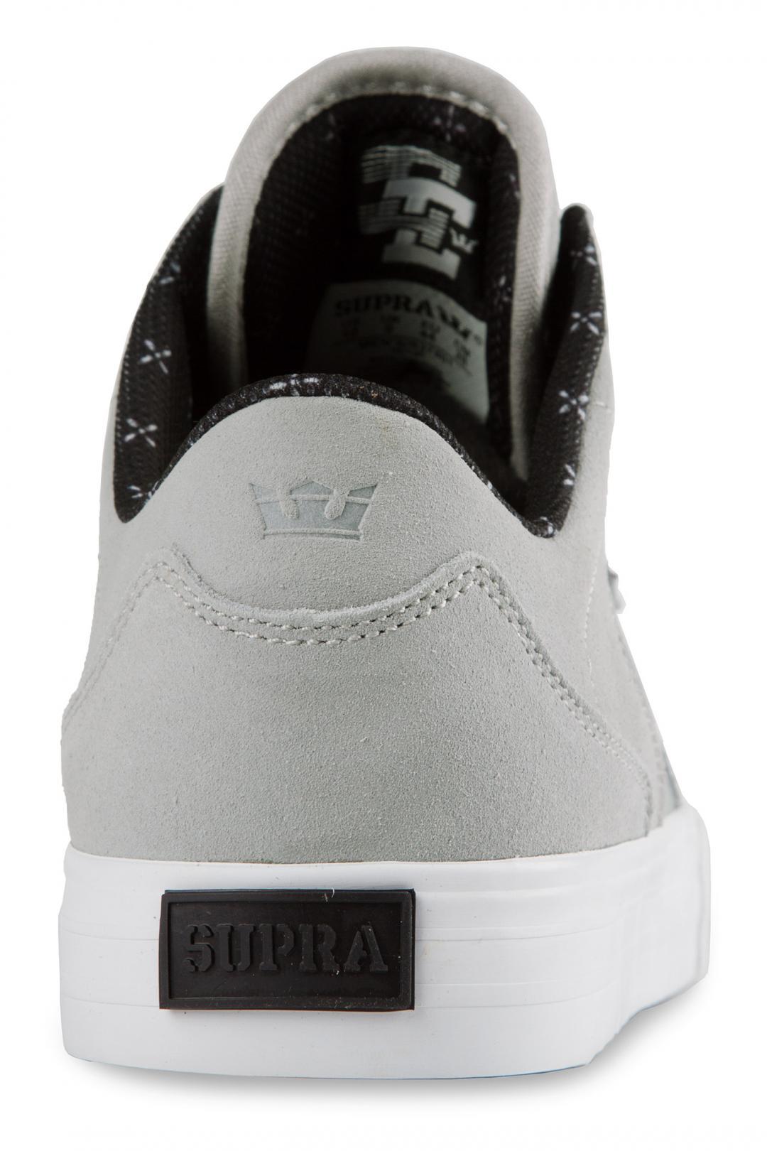 Uomo Supra Ellington Vulc lightgrey off white   Sneakers low top
