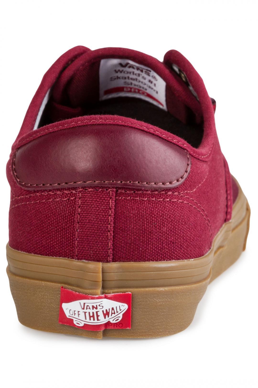 Uomo Vans Chima Ferguson Pro port caberne | Sneaker
