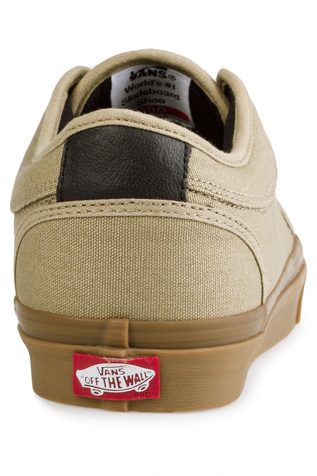 Uomo Vans Chukka Low camouflage cornstalk gum | Sneaker