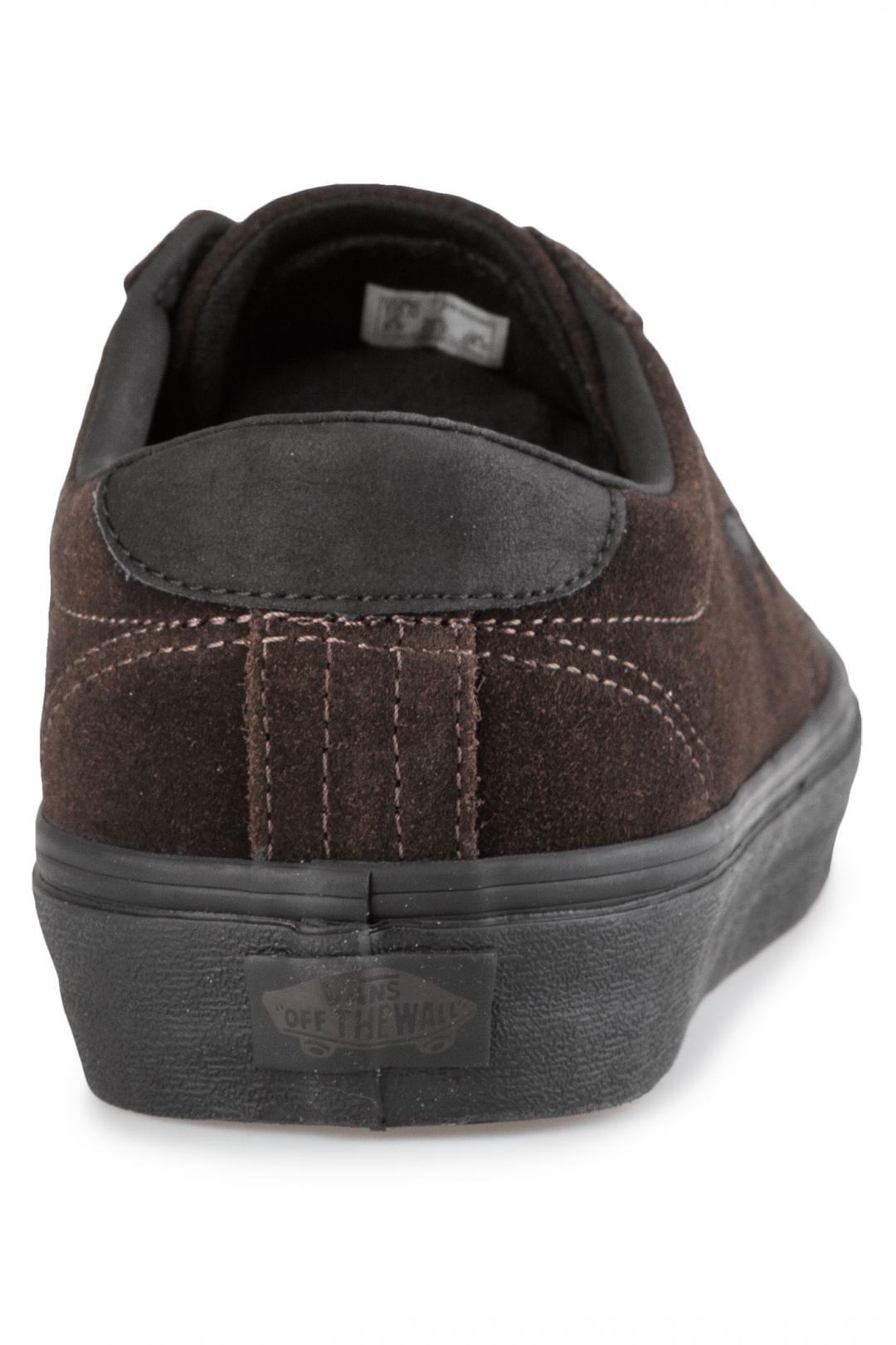 Uomo Vans Court Icon demitasse black | Scarpe da skate