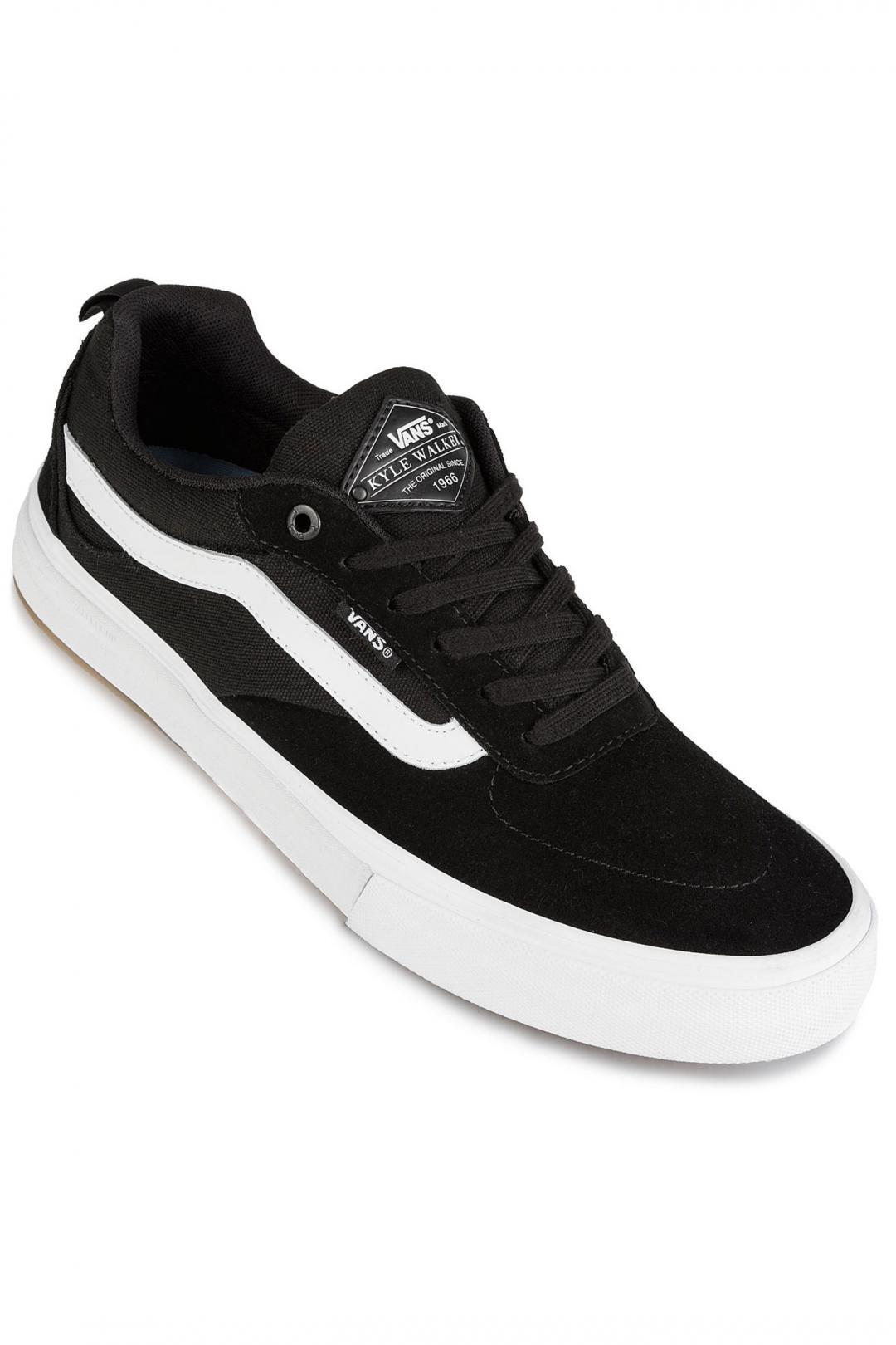 Uomo Vans Kyle Walker Pro black white | Sneaker