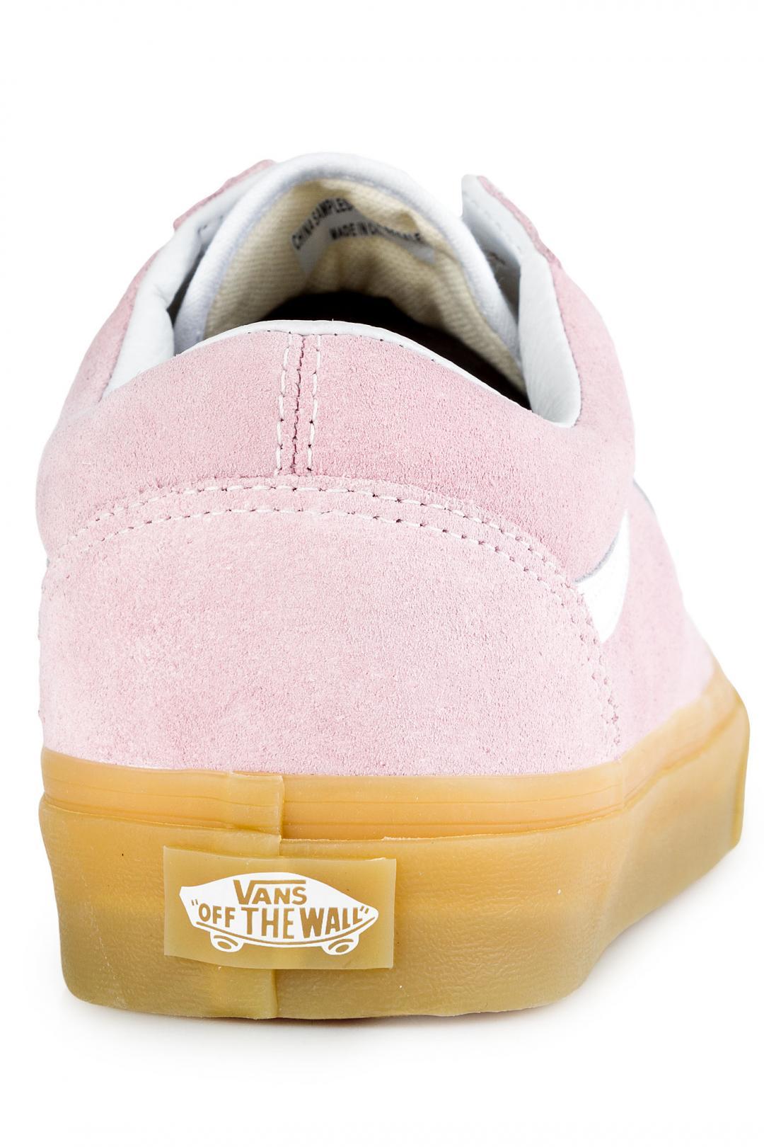 Uomo Vans Old Skool chalk pink | Sneakers low top