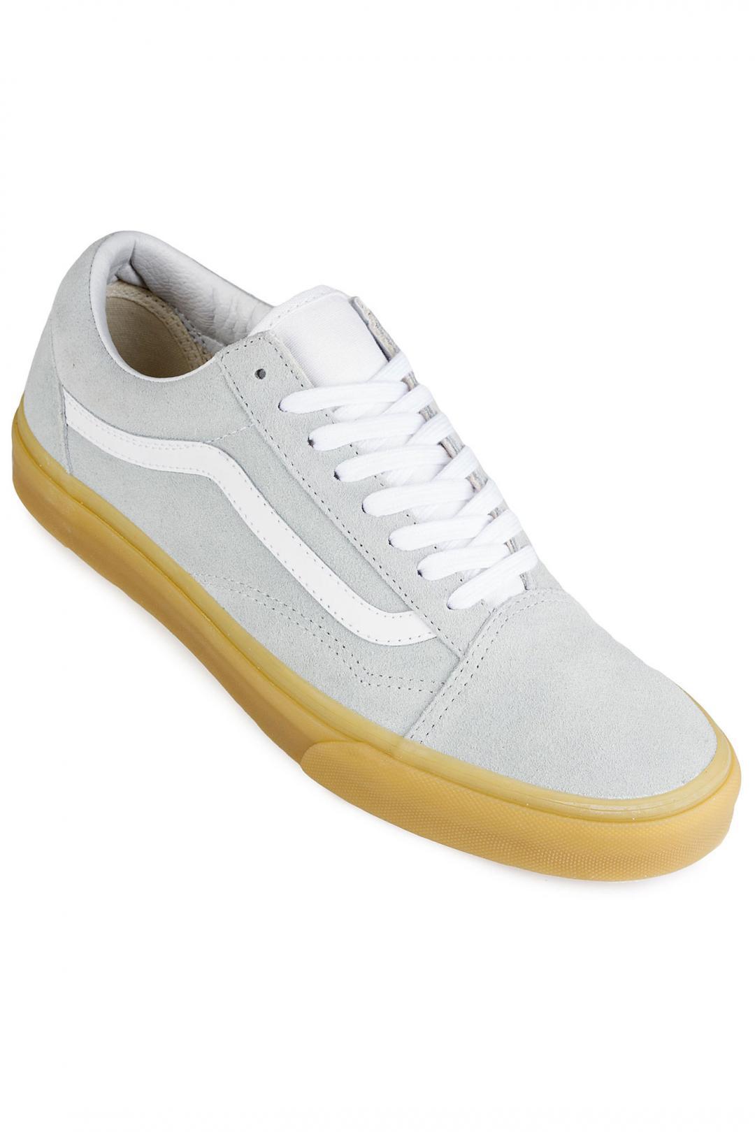 Uomo Vans Old Skool double light metal   Sneakers low top