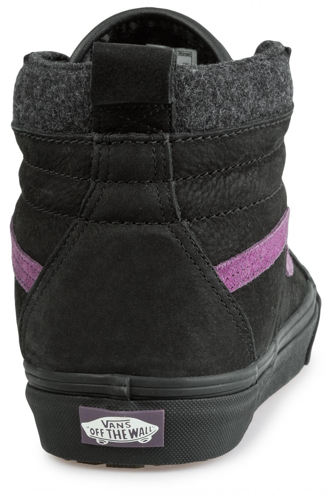 Uomo Vans Sk8-Hi 46 MTE DX blake paul black purple   Sneaker