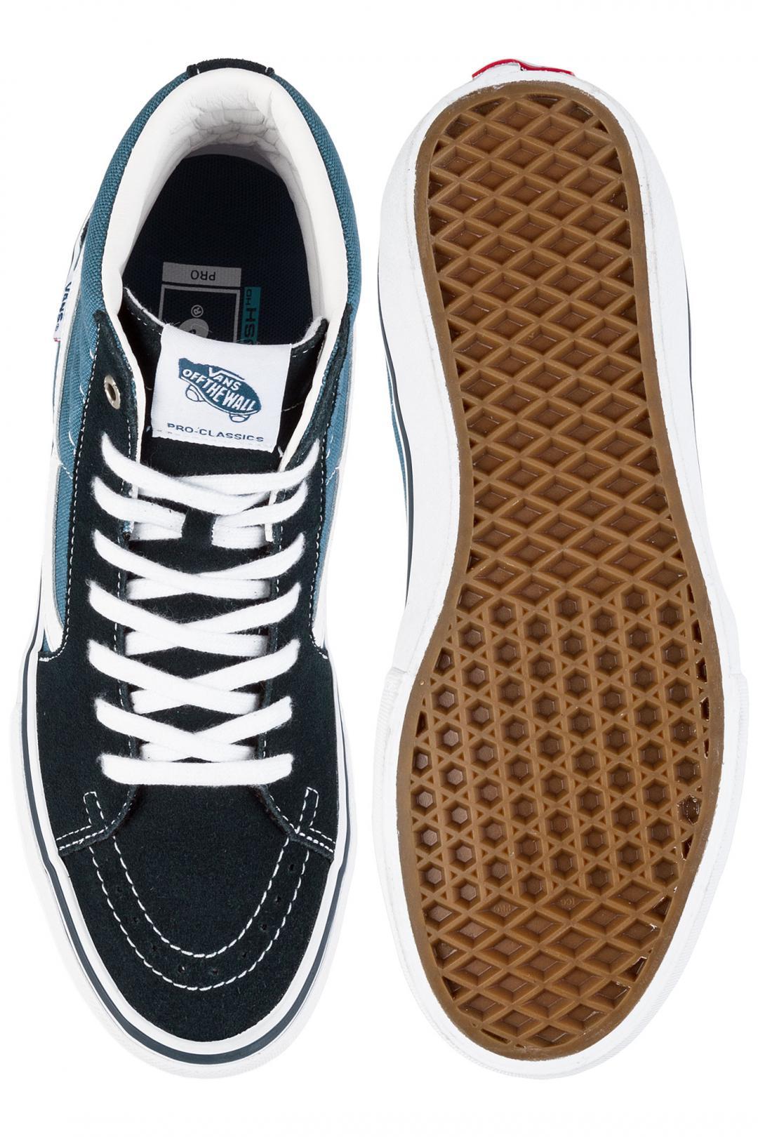 Uomo Vans Sk8-Hi Pro navy stv navy | Sneaker
