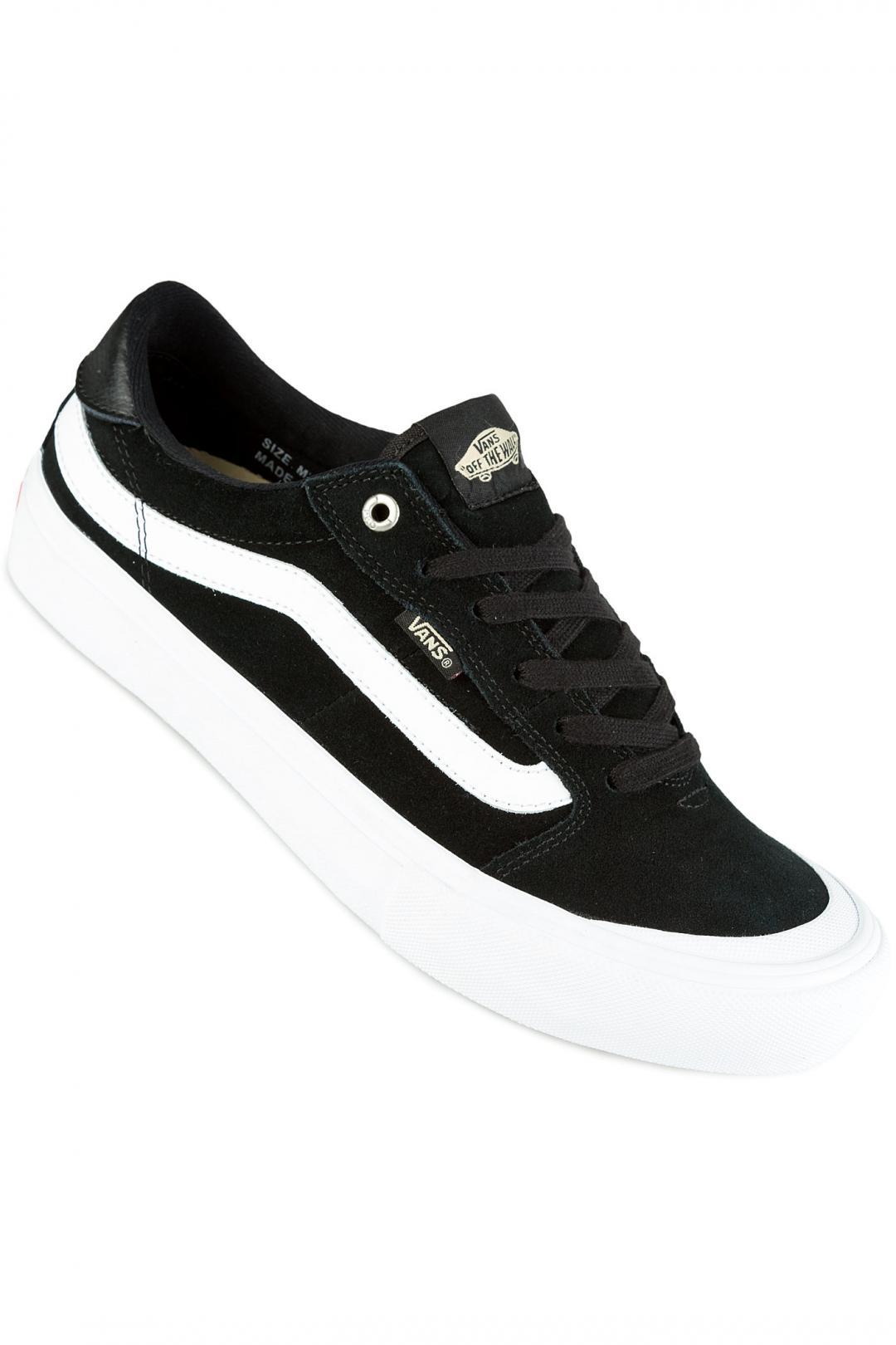 Uomo Vans Style 112 Pro black black white | Scarpe da skate