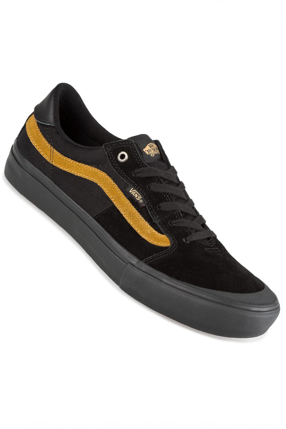 Uomo Vans Style 112 Pro black cumin   Sneaker