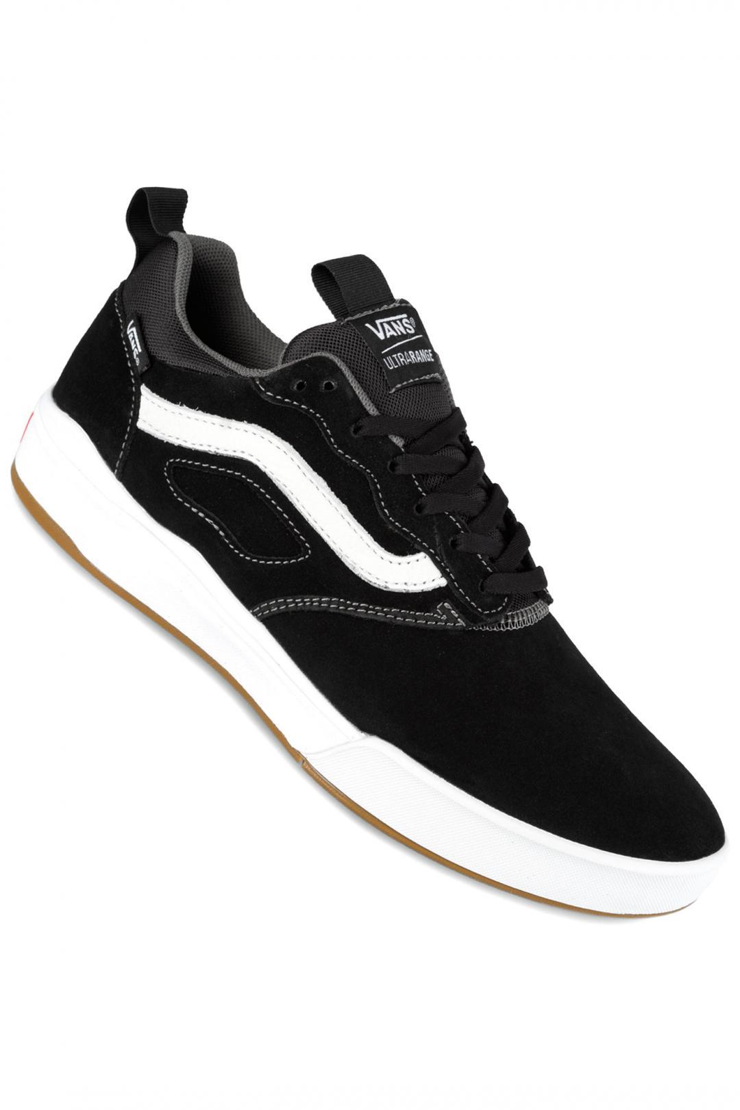Uomo Vans UltraRange Pro black white   Sneaker