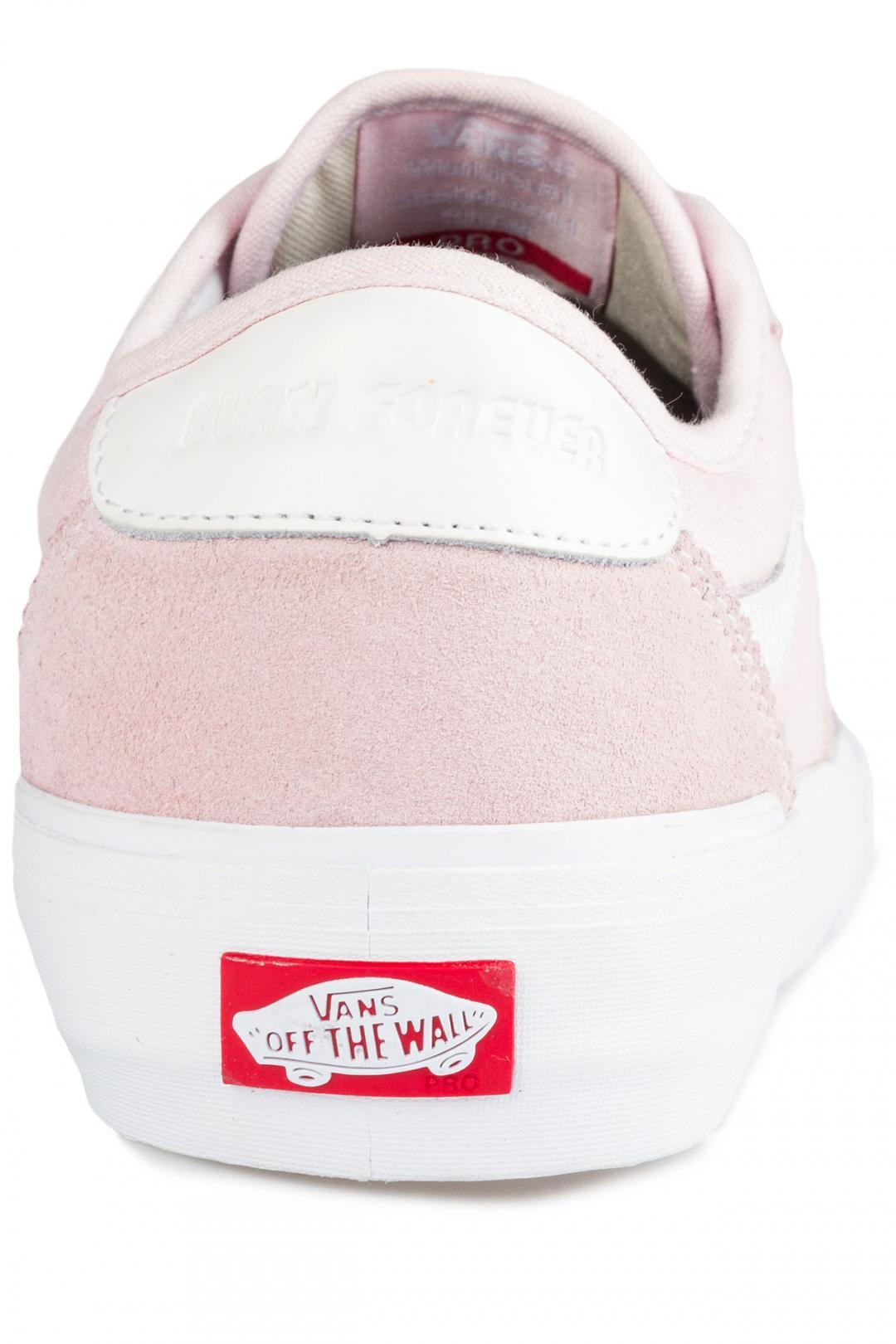 Uomo Vans x Spitfire Chima Pro 2 pink   Scarpe da skate