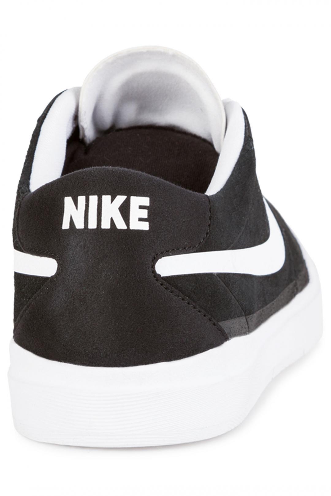Uomo/Donna Nike SB Bruin Hyperfeel black white | Sneakers low top