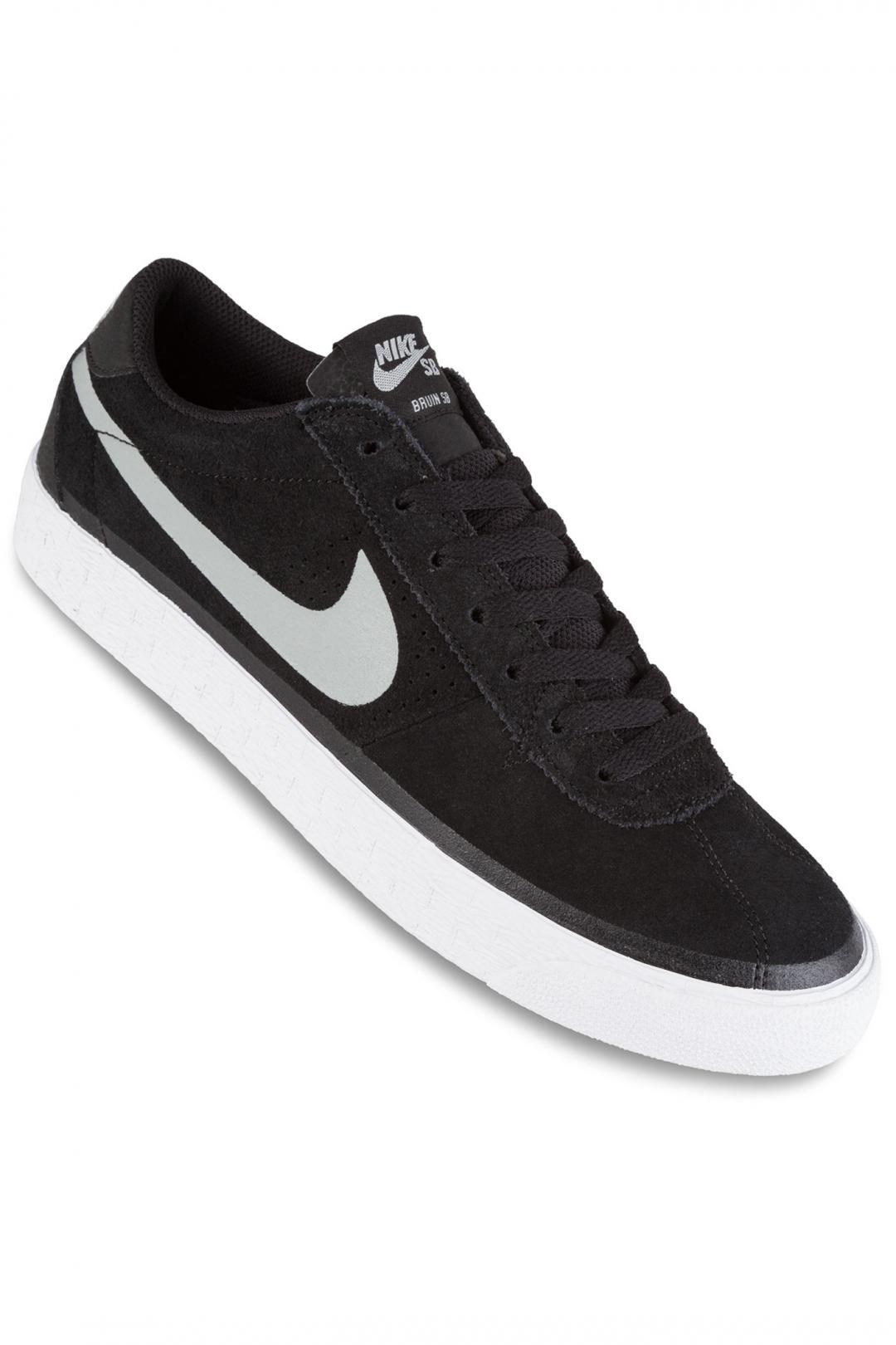 Uomo/Donna Nike SB Bruin Premium black base grey | Sneakers low top