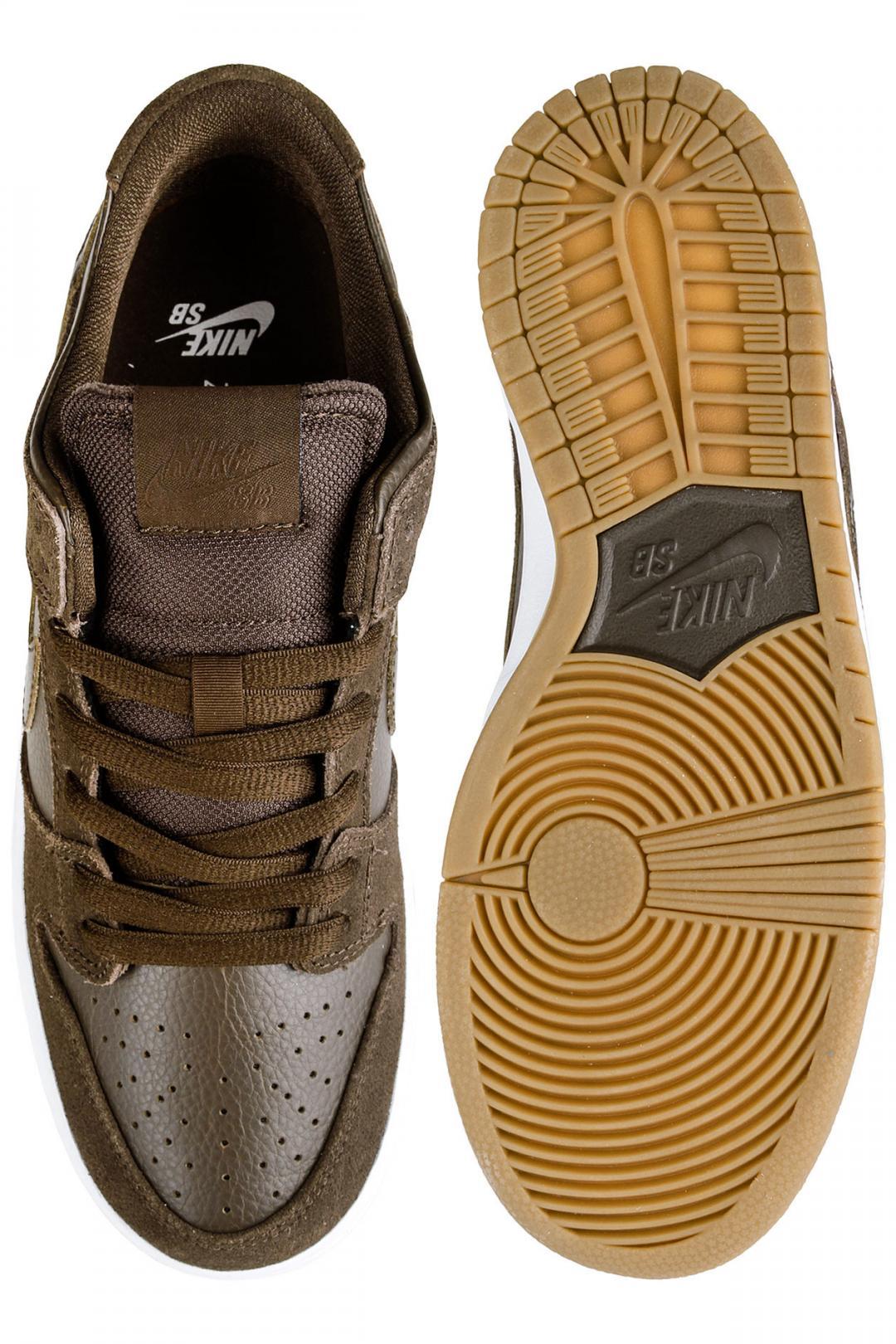 Uomo/Donna Nike SB Dunk Low Pro Ishod Wair baroque brown white | Sneaker