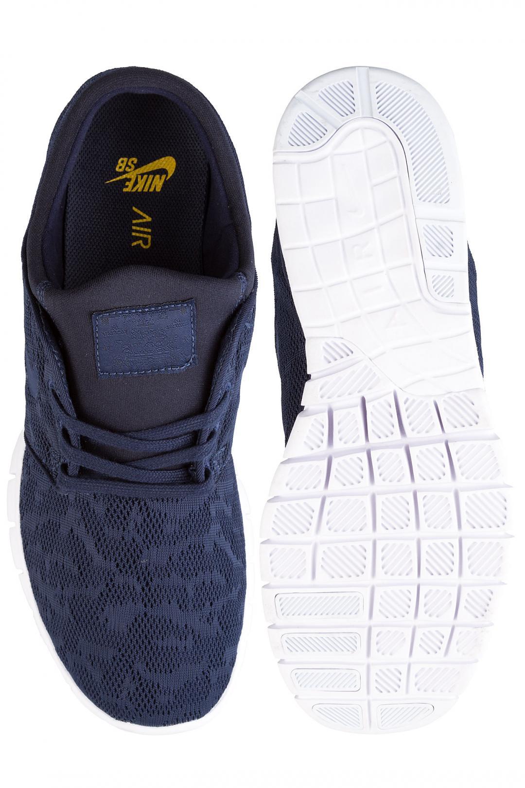Uomo/Donna Nike SB Stefan Janoski Max obsidian mineral gold   Sneaker