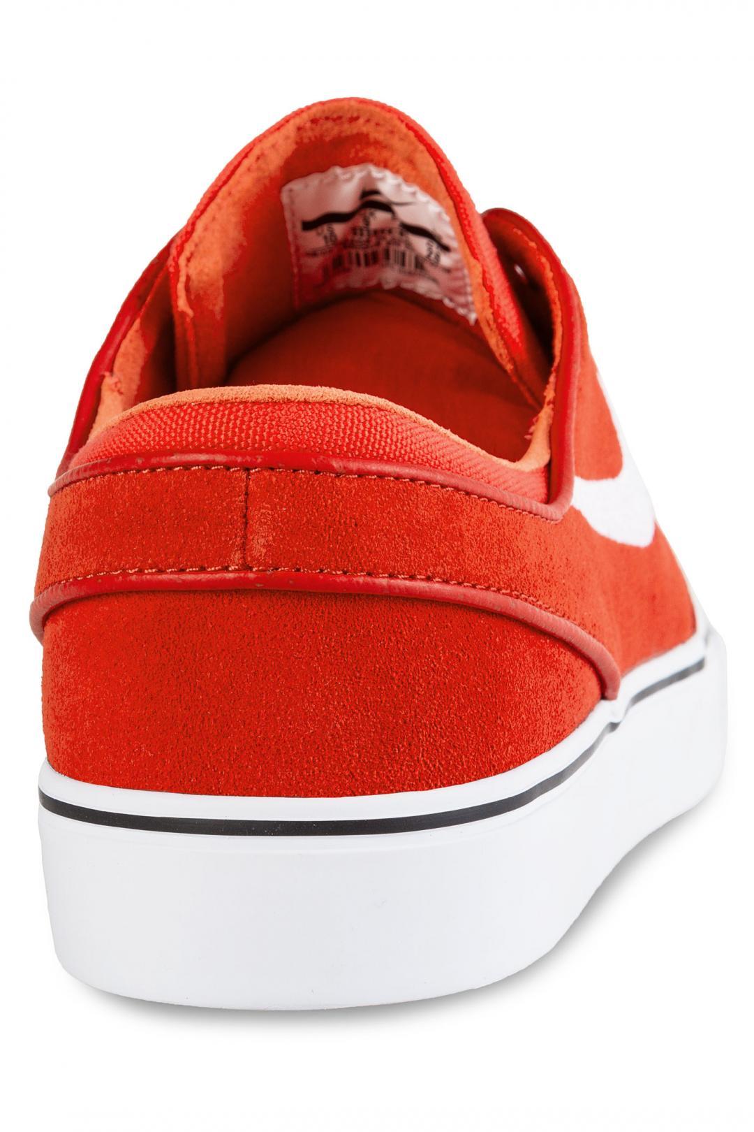 Uomo/Donna Nike SB Zoom Stefan Janoski max orange white black | Sneakers low top