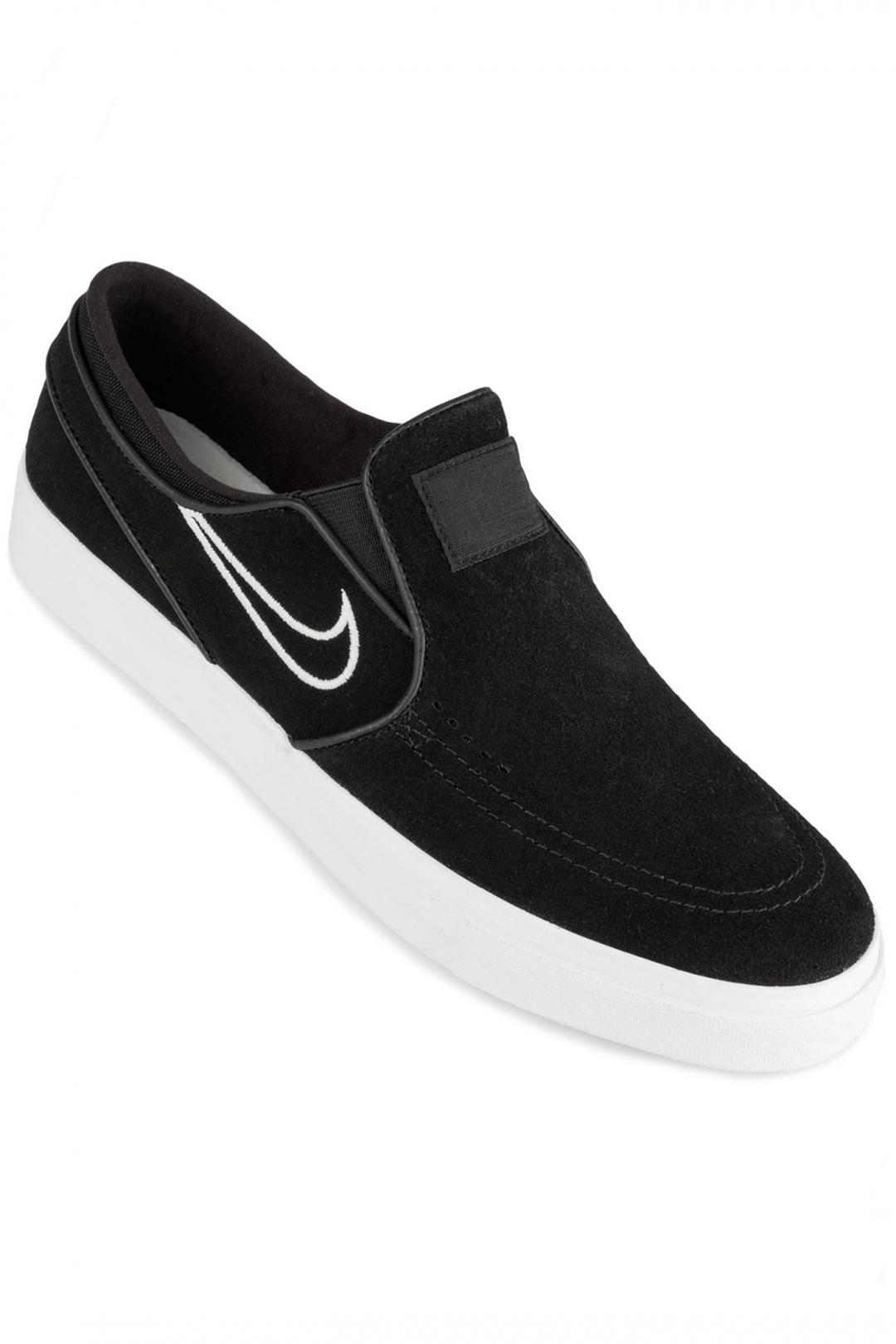 Uomo/Donna Nike SB Zoom Stefan Janoski Slip black light bone | Sneaker