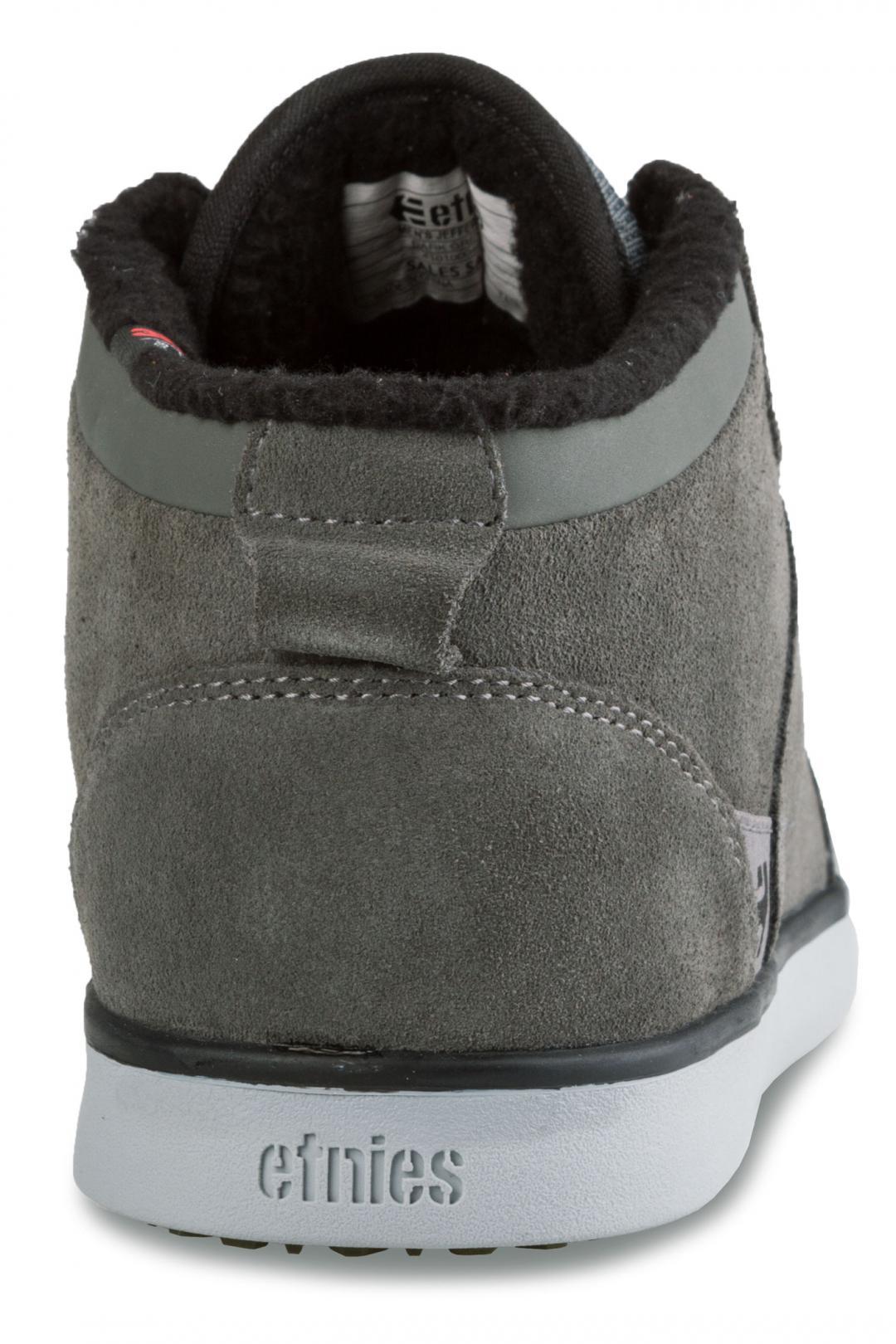 Uomo Etnies Jefferson MTW dark grey grey | Sneakers mid top